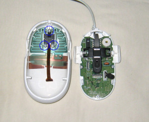 Apple Mighty Mouse 分解9