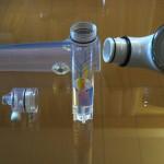 塩素除去チェック!アラミック『イオニックCシャワー』ICS-24N レポート3