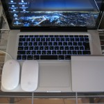 【Magic Trackpad】【Apple Magic Mouse】【Apple Mouse】【Macbook ProのTrackpad】比較してみました!