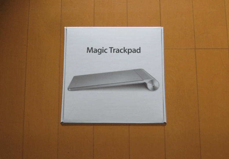 Magic Trackpad 1