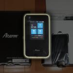 『Aterm MR03LN』:お問い合わせ先、ユーザーマニュアル等