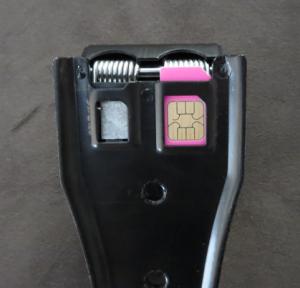 SIMカッターで、SIMカードをカット!04