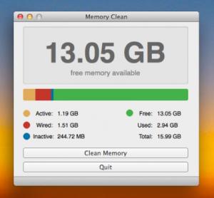 メモリ換装16GB