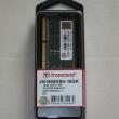 transcend メモリ 16GB