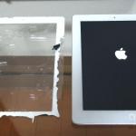 iPadの割れた画面(フロントガラス、タッチパネル)をDIYで交換する方法