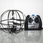 ROBOTIC UFO(球体ドローン):使用レポート&操作方法(動画あり)