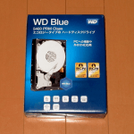 WD30EZRZ-RT [WD Blue(3TB 3.5インチ SATA 6G 5400rpm 64MB)] :レビュー&比較