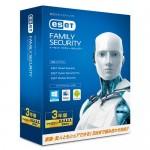 『ESET ファミリー セキュリティ | 5台3年版』が¥4,000-で買えるチャンス!!しかもさらに10%引き!?:Mac・Win OK!!