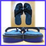 擦り減った靴底の修理DIY 第一弾!:サンダル編