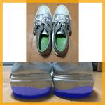 擦り減った靴底の修理DIY 第二弾!:スニーカー編