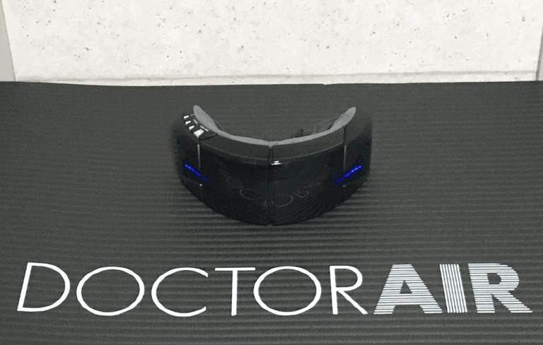 ドクターエア『3DアイマジックS(EM-03)』[DOCTOR-AIR:3D-Eye-Masic-S]全体像