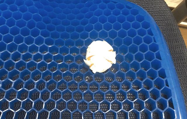 ブルーマジック with 割れた卵
