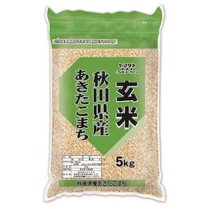 [ヤマタネ] 玄米 秋田県産 あきたこまち 5kg:楽天西友ネットスーパー