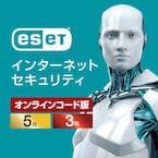 ESETインターネットセキュリティ バナー