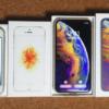 iPhone SE→iPhone XS