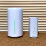 WiMAX HOME 02, L02 徹底比較!スピードは?電気代は?色々比較しました!