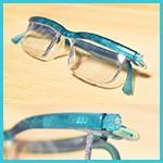 調整ができる老眼鏡『ドゥーアクティブ』仕組み・ハズキルーペとの違い・口コミも