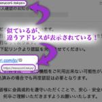 巧妙になった迷惑メールを見分ける方法:Apple・Amazon・メルカリからでも注意!クリック前に確認を!